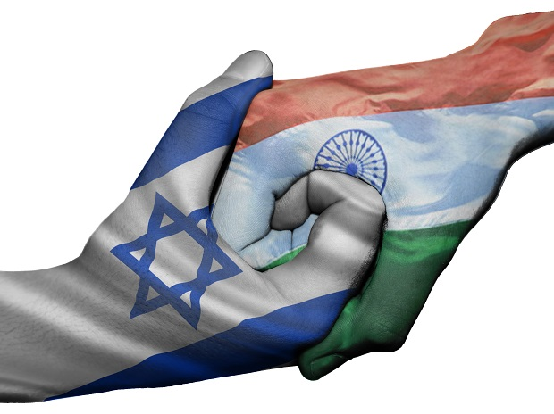 israel shares technology with India