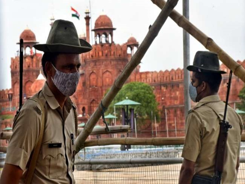 Capital Delhi on High Alert for terrorist Attack...