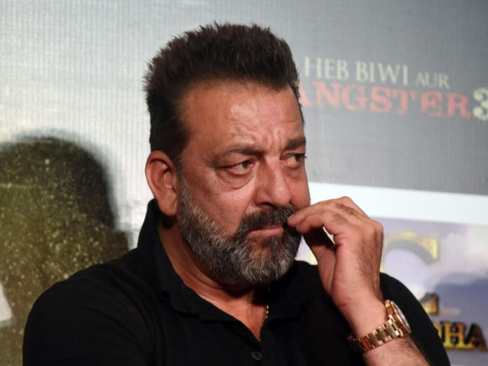 Munna Bhai(Sanjay) Suffered from 3rd stage Cancer