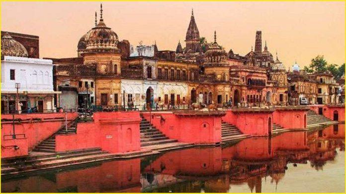 Design of structure of Ram Mandir