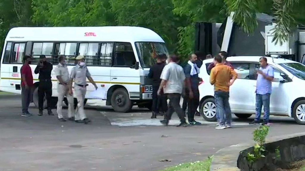 ISIS Suspect arrested from Delhi with Bombs