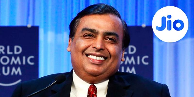 Reliance Industry reached the 4th position worldwide...