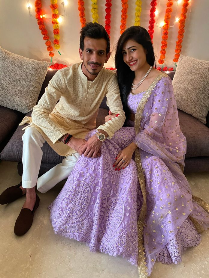 """""""Yuzvendra Chahal"""" Enters Into New Life With Fiance"""