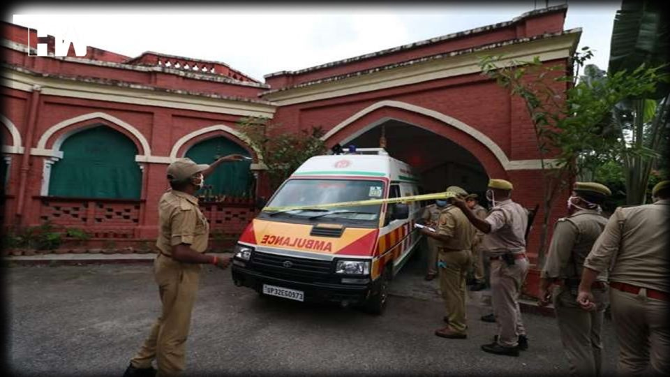 Double Murder in the capital city Lucknow