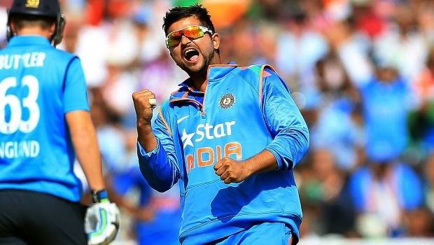 """""""You are Very Young & Energetic"""" PM to Suresh Raina"""