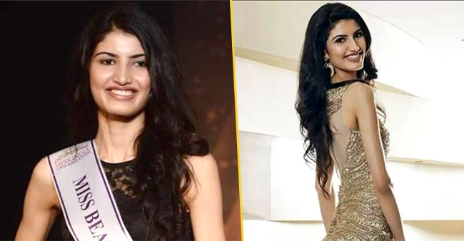 Miss India Finalist being IAS officer...