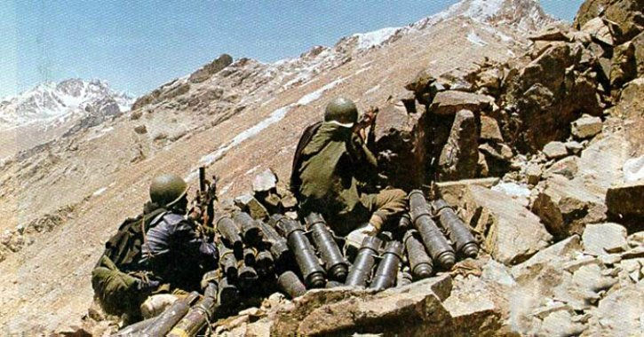 17 Bullets Shot but still tossed a Grenade & captured Tiger Hill in Kargil War- Paramveer Chakra.