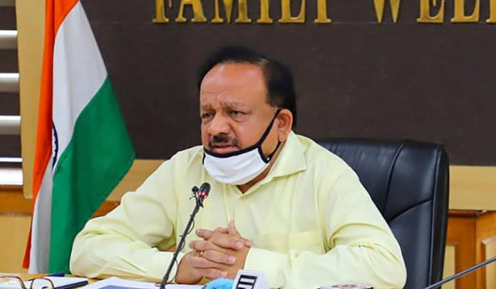 India having Highest Test and Best Recovery Rate:-Health Minister