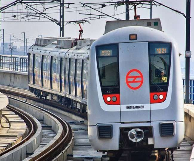 Metro started after 169 days in the Nation on Monday.